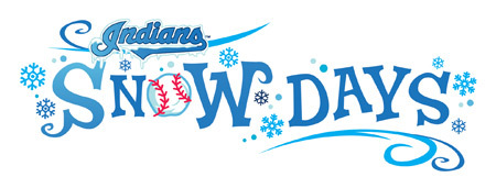 Cleveland Indians Snow Days logo
