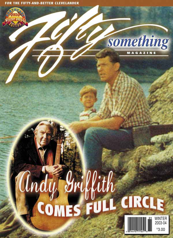 Andy Griffith on cover