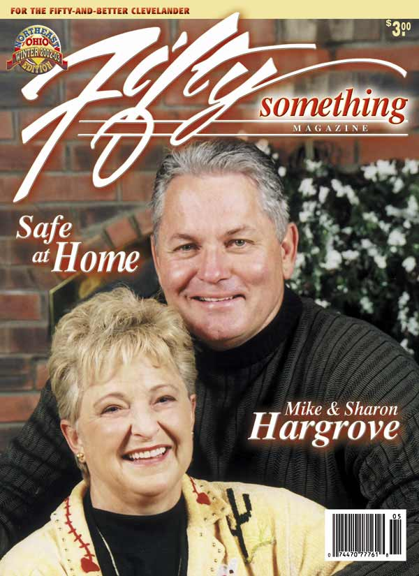 Hargroves on cover