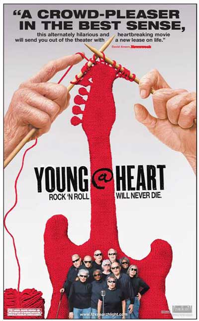 Young at Heart movie poster