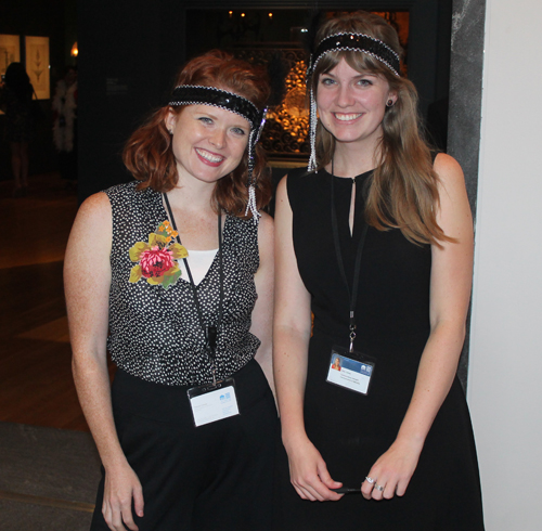 CMA staffers as flappers