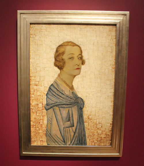 Portrait of Hattie Carnegie from about 1925