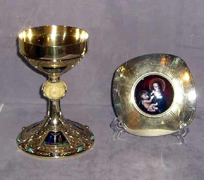 Scullen Chalice and Patten