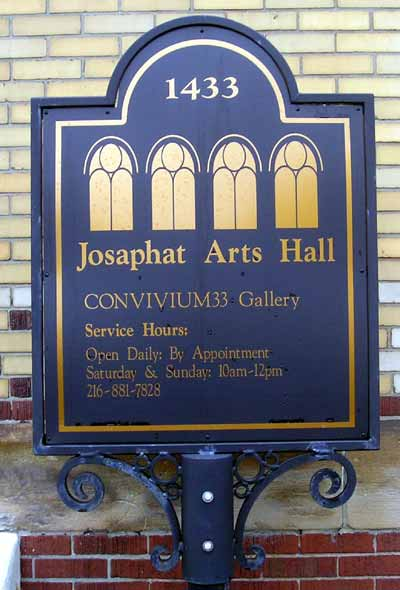 Josaphat Arts Hall