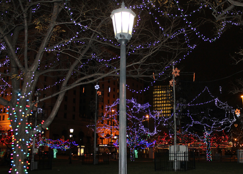 Columbus Christmas Lights