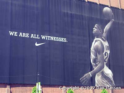 LeBron James - We are all Witnesses