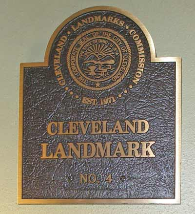 The Cleveland Grays Armory - Cleveland Landmark