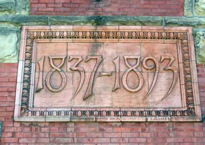 The Cleveland Grays Armory - 1837-1893