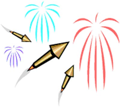 clip art firecracker. Fireworks clipart. Children ages 10 to 14 years have the highest injury rate