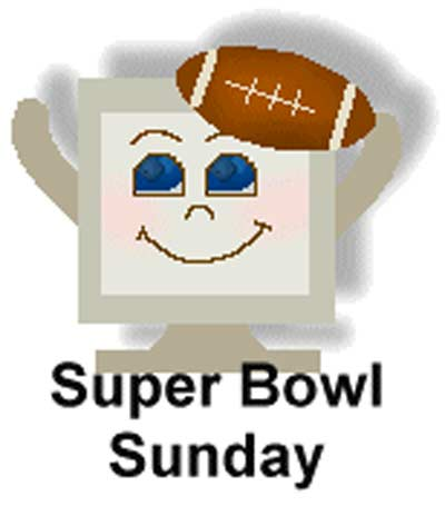 Superbowl Sunday logo
