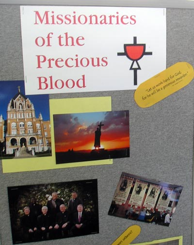 Missionaries of the Precious Blood