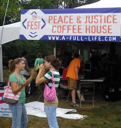 Peace & Justice Coffee House