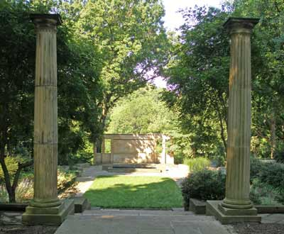 Greek Cultural Gardens in Cleveland
