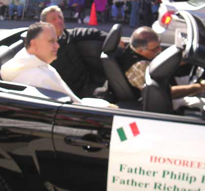 Father Philip Racco and Father Richard Rasch
