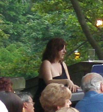 Pianist Cara Chowning