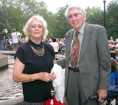 Dorothy and James Lowder