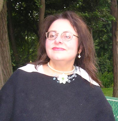 Joyce Mariani, Director of the Italian Cultural Garden
