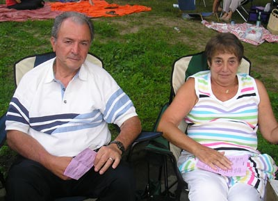Mike and Joanne Ruggieri
