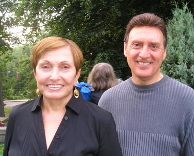 Patricia and Basil Russo