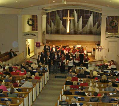 The Vasa Voices choral group