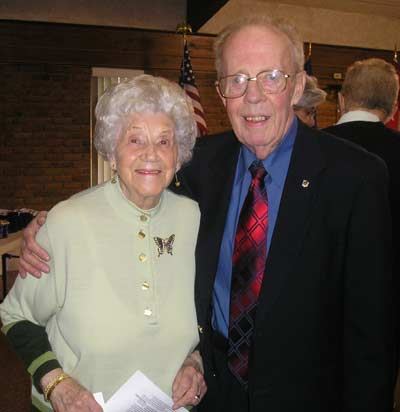 Maria and Emil Arvidson