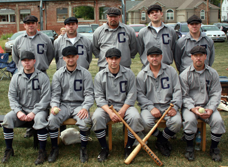 Cleveland Blues Baseball Club 2010