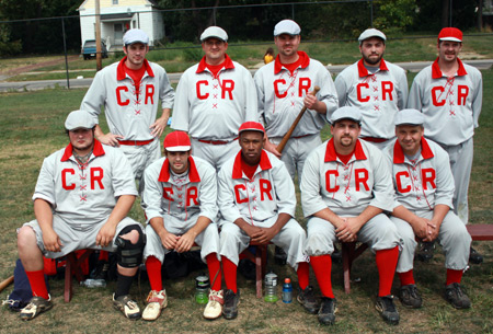 Crossing Rails Baseball Club