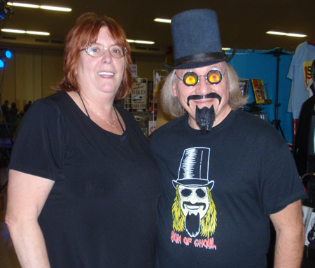Debbie Hanson and Son of Ghoul