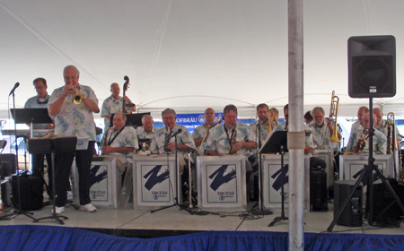 2010 Cleveland Labor Day Oktoberfest German Big Band