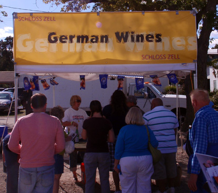 German Wines sign