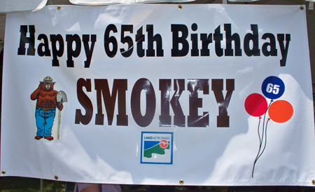 Happy Birthday Smokey the Bear
