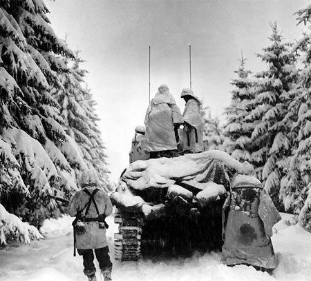 Battle of the Bulge - 82nd Airborne