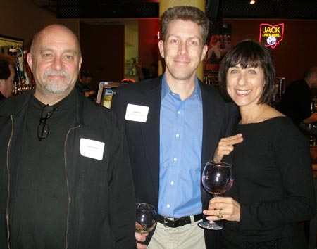 Michael Heaton, David Gray and Ravenna Miceli