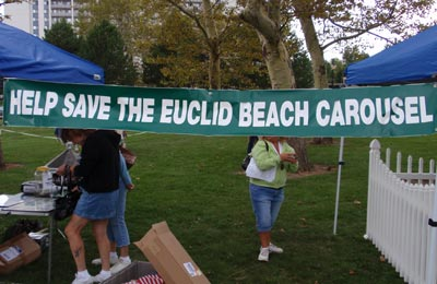 Save the Euclid Beach Carousel
