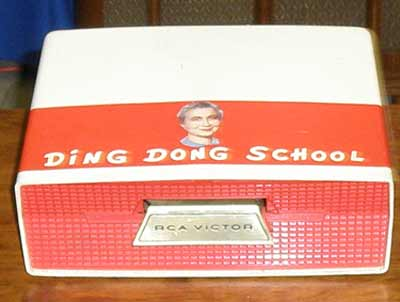 Ding Dong School Miss Francis RCA Victor