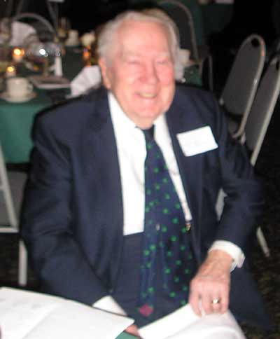 Honoree George Condon