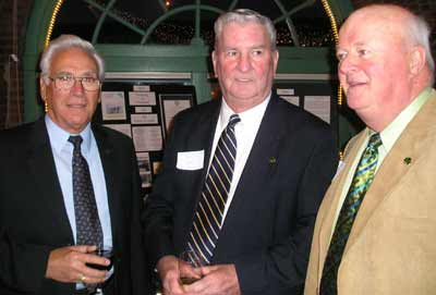 Mickey McNally, Bill Carney and Bill Homan
