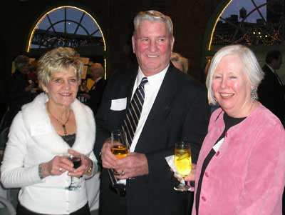 Linnea Meaney, Bill Carney and Pat Reilly