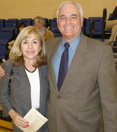 Maria Quinn and Frank Piunno