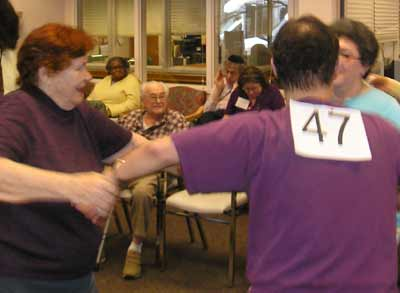Menorah Park Dancing with the Stars Event