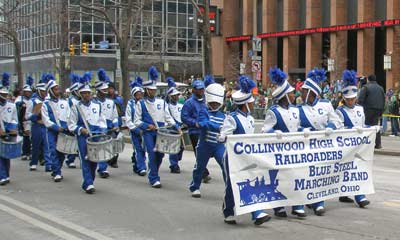 Collinwood Railroaders Marching Band