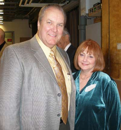 Ed and Delores Miller