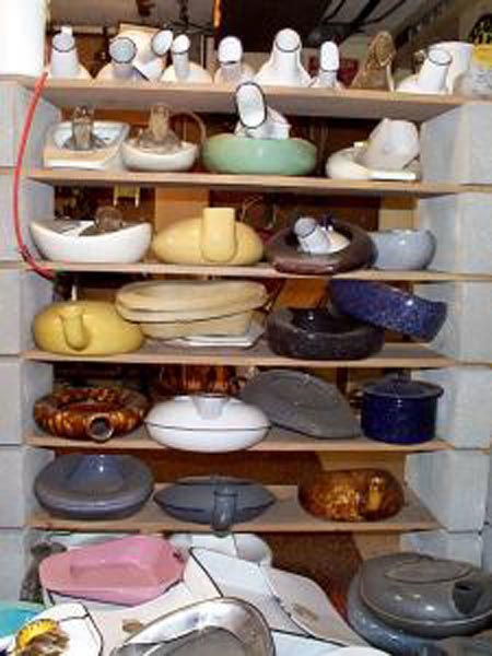 Bedpan collection