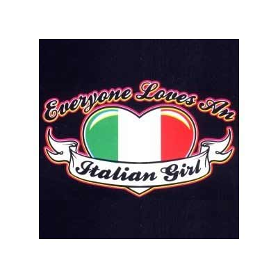 Everybody loves Italian Girls hoodie