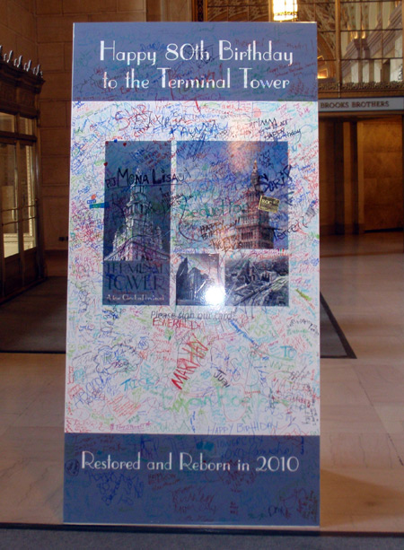 Happy 80th Birthday to the Terminal Tower