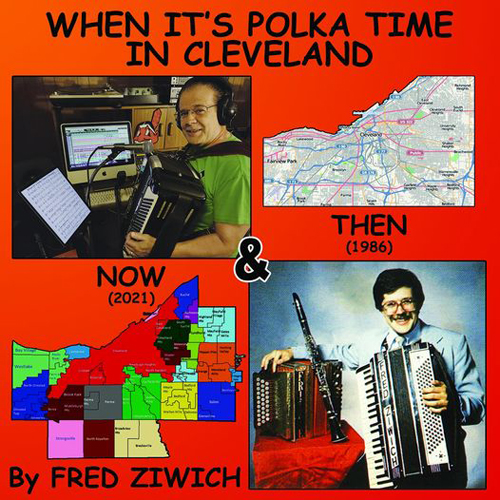 Fred Ziwich CD cover