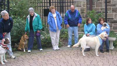 Pet Blessing at St Philomenas Parish