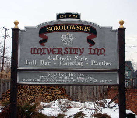 Sokolowskis University Inn