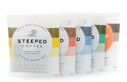 Steepe coffee flavors