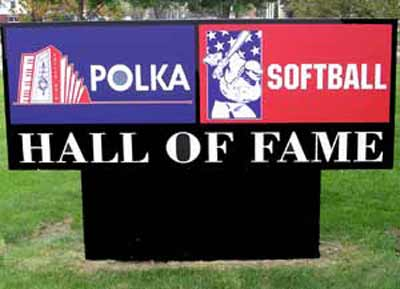 National Cleveland-Style Polka Hall of Fame and MuseumSign